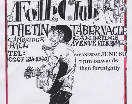 THE CAMBRIDGE FOLK CLUB
